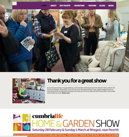 Cumbria Life Home and Garden Show