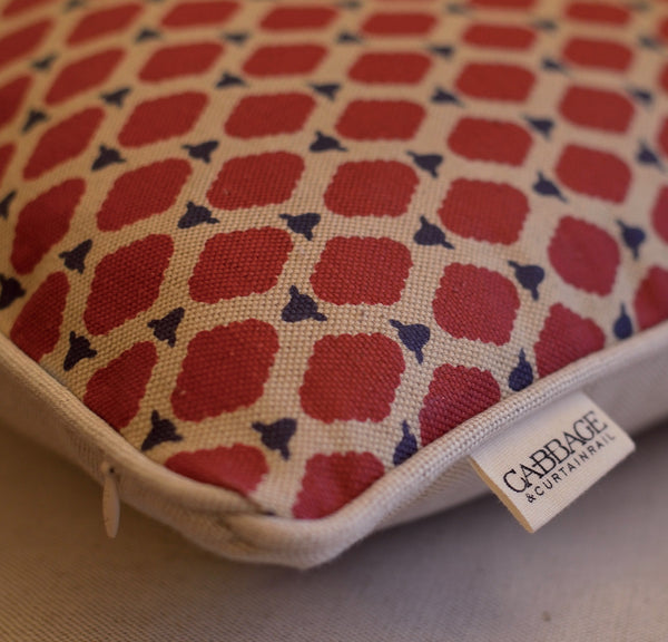 Cumbrian Sheep | Scarlett Red & Navy