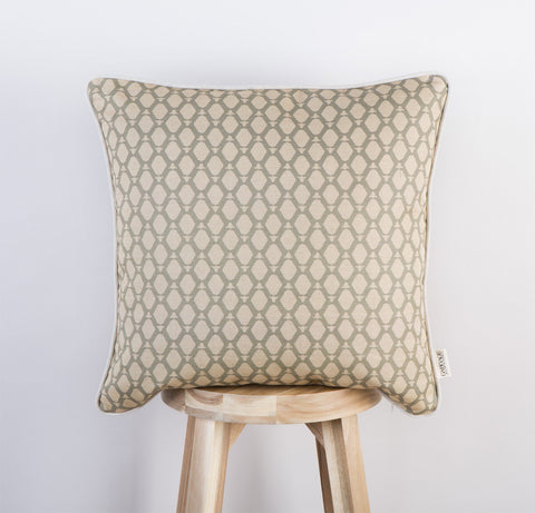 Cumbrian Sheep Cushion | Olive