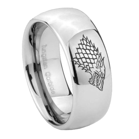 Game Of Thrones House Stark Direwolf