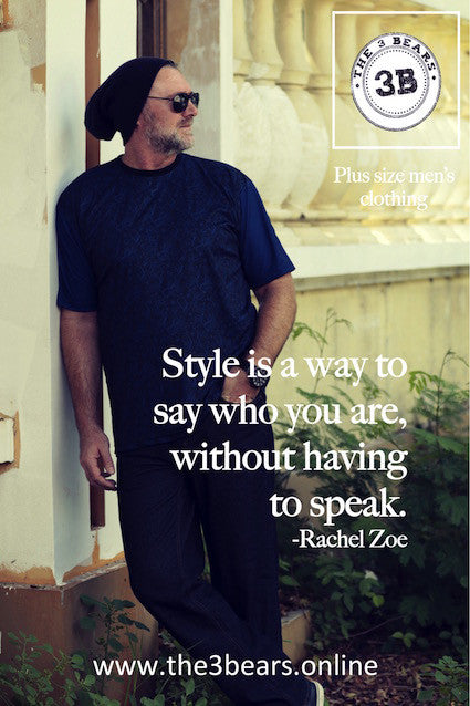 Style is a way to say who you are, without having to speak.