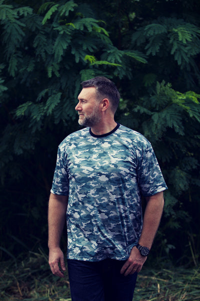 CAMO Plus size men's clothing collection