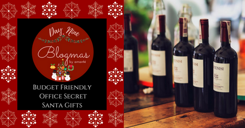Budget Friendly Secret Santa Gifts | amante blog