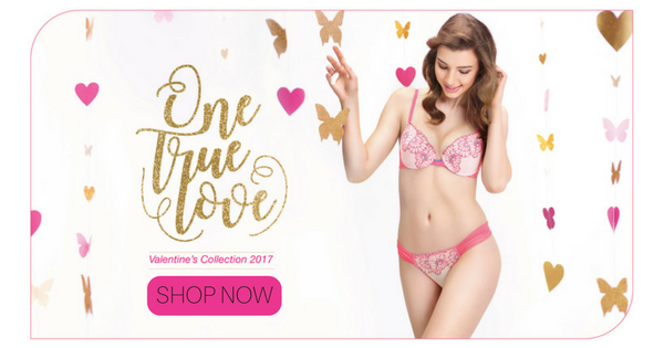amante valentines day lingerie