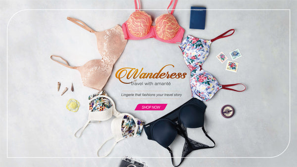 amante Wanderess Collection