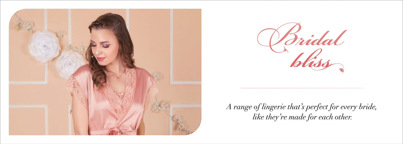 Inspired by the global bridal trends of rose colour palettes and floral  laces 217556bb7