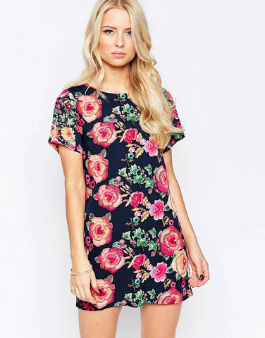 iska dress asos