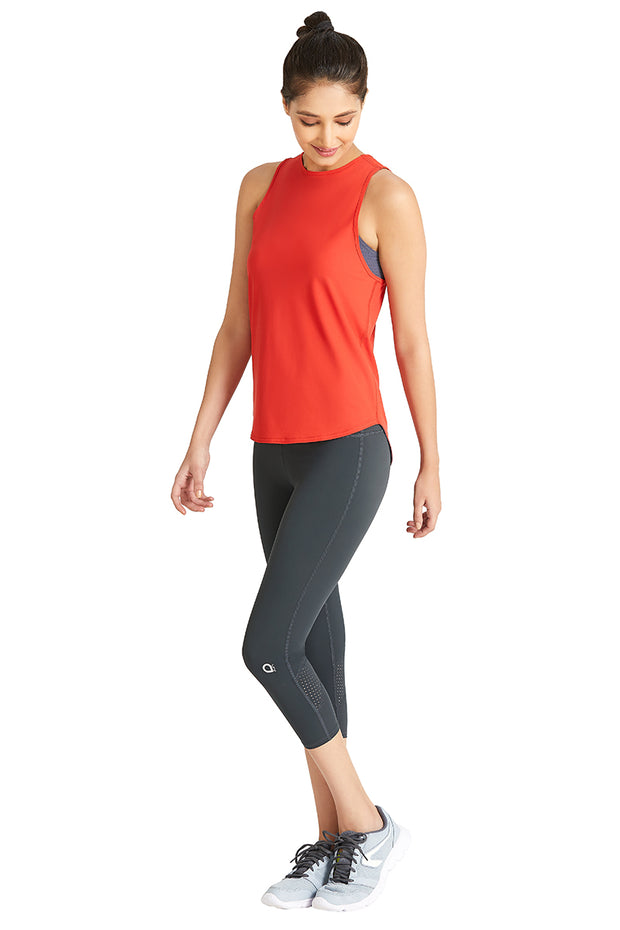 Sleeveless Tank Top  - amanté Sportswear