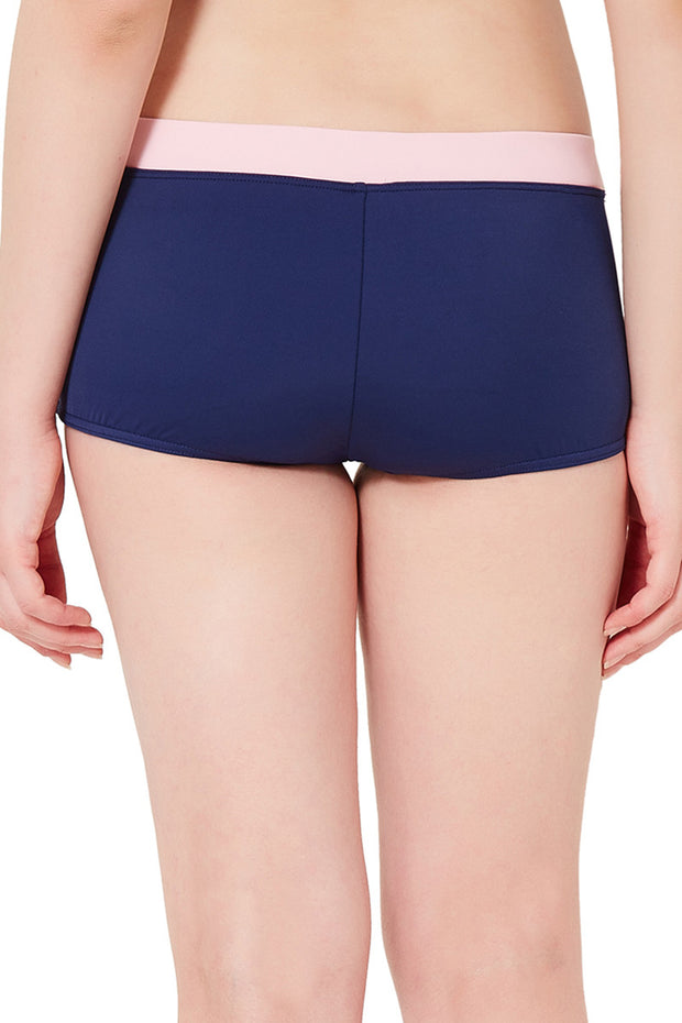 Boyshort Swim Bottom  - amanté Swimwear