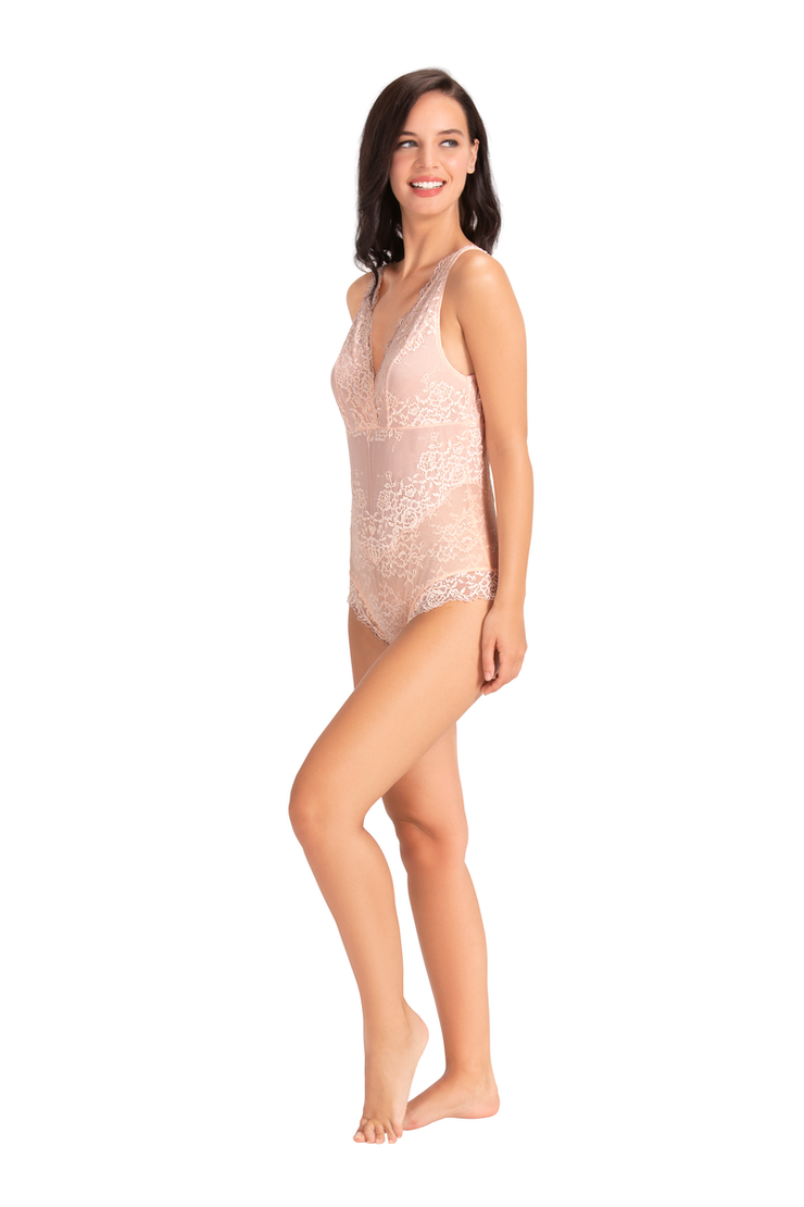 Eternal Bliss Bodysuit  - amanté Sleepwear