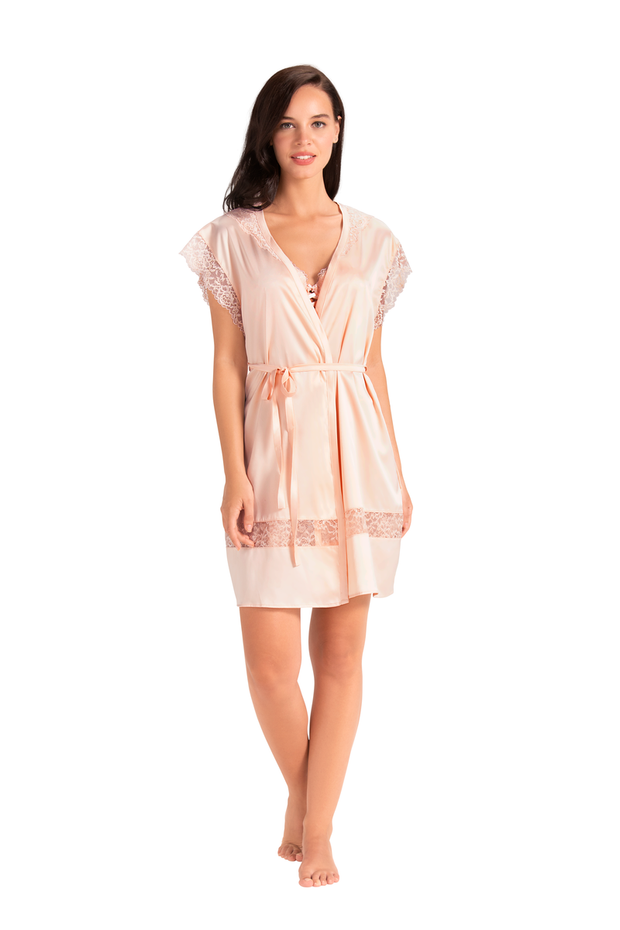 Eternal Bliss Robe  - amanté Sleepwear