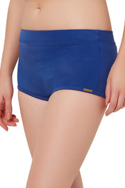 Swim Boyshort (New Colours) S / Jeans - amanté Swimwear
