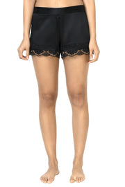 Eternal Romance Sleep Lace Shorts  - amanté Sleepwear