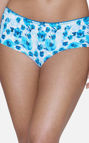 Summer Bloom Panty M / Imperial Blue - amanté Panty