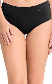 Ultimo Invisible comfort seamless midi M / Black - amanté Pantie