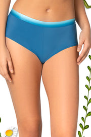 Ombre Essentials Boyshort S / Seaport - amanté Pantie