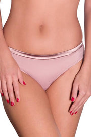 Satin Edge Panty (New Colours) XL / Antique Rose - amanté Pantie