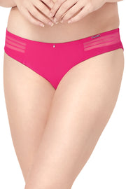 Twilight Wonder Bikini (Size : XL) XL / Neon Pink-Evening Sand - amanté Pantie