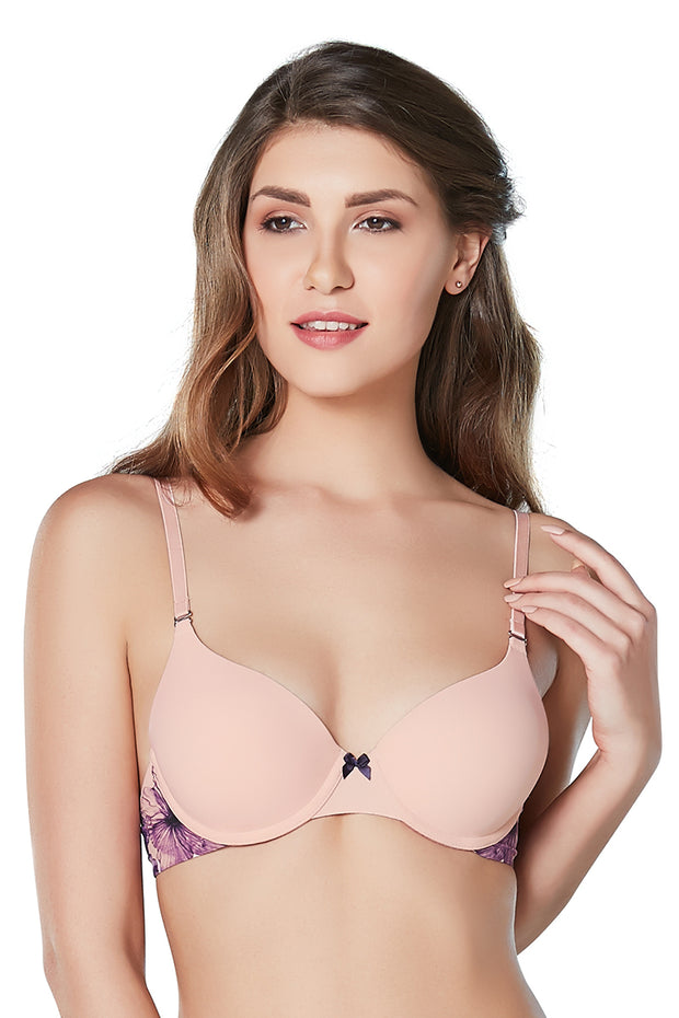 Caress Bra 32B / Pale Dogwood - amanté Bra