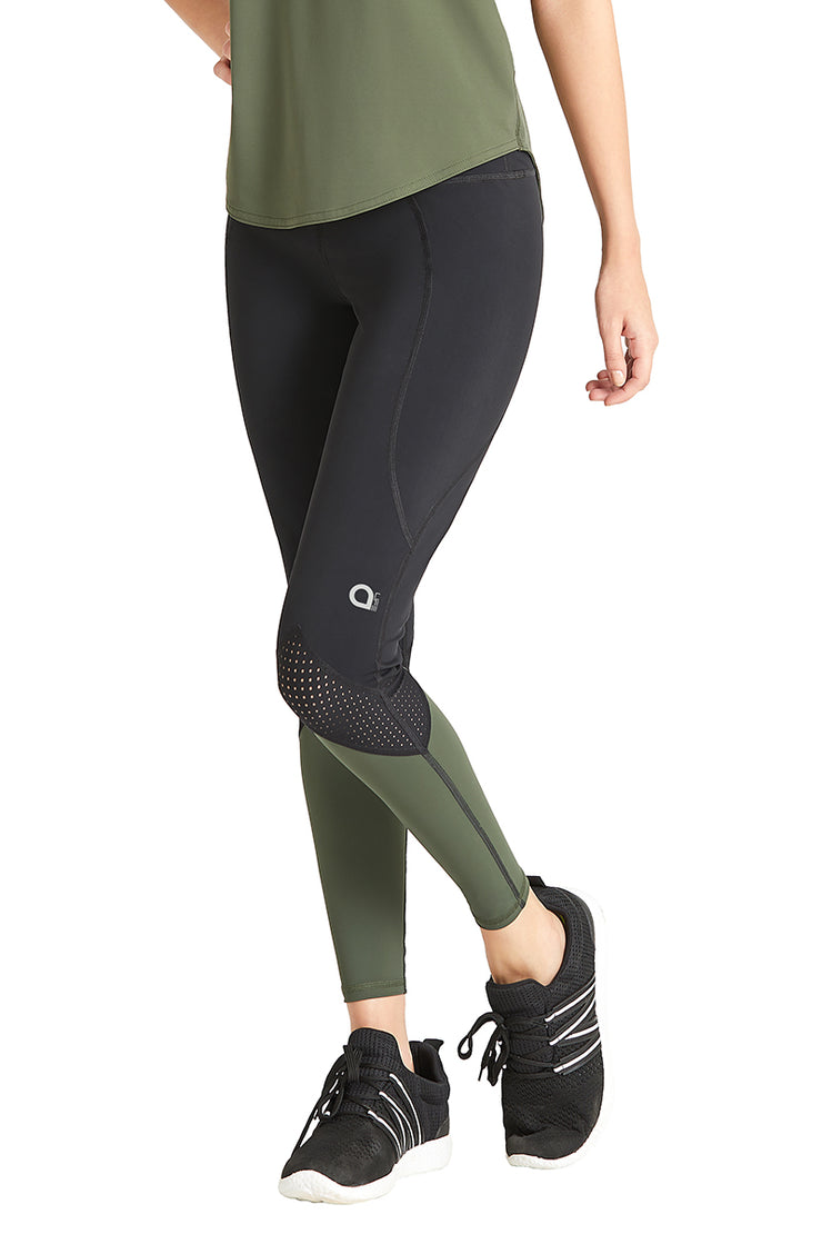 High Rise Sports Pant S / Black - amanté Sportswear