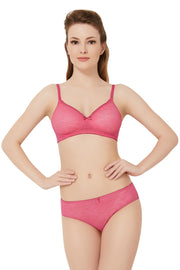 Lace Essentials Panty (New Colours)  - amanté Pantie