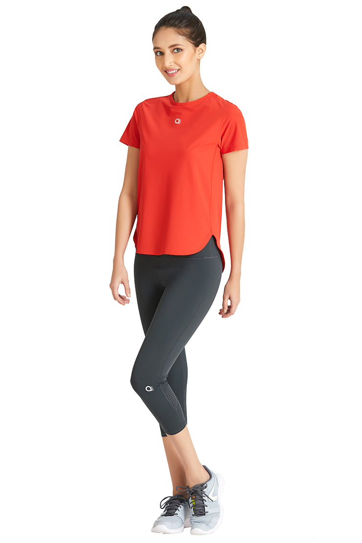 Loose Fitted Sports Top  - amanté Sportswear