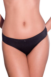 Perfect Lift Panty L / Black - amanté Pantie