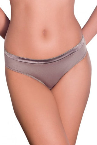Satin Edge Panty (New Colours)