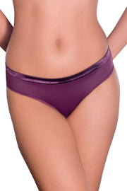 Satin Edge Panty (New Colours)  - amanté Pantie