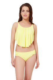 Ruched Bikini Bottom  - amanté Swimwear