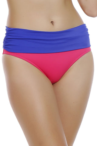 Ruched Swim Bottom