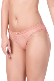 Secret Garden Bikini with Satin Waist  - amanté Pantie