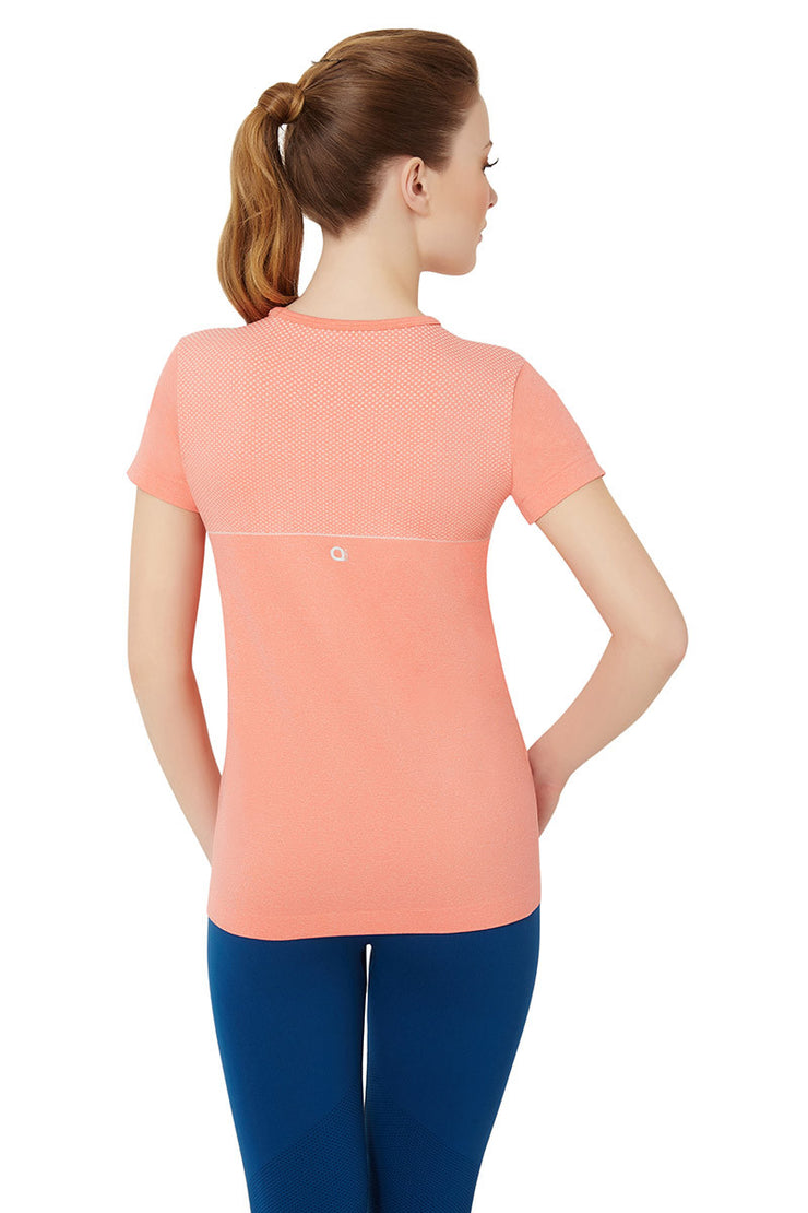 Short Sleeve Sports T-Shirt  - amanté Sportswear