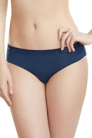 Starry Trail Panty S / Midnight - amanté Pantie