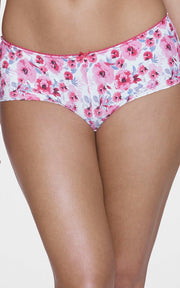 Summer Bloom Panty M / Cranberry - amanté Panty