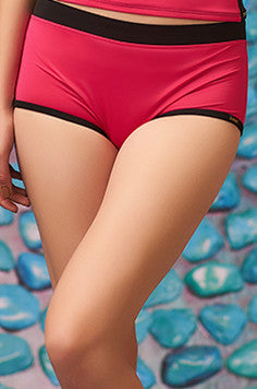 Boyshort Swim Bottom New Colours