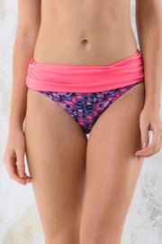 Ruched Swim Bottom (New Colours)  - amanté Swimwear