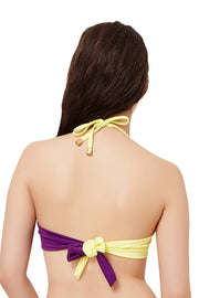 Twisted Bandeau (New Colours)  - amanté Swimwear