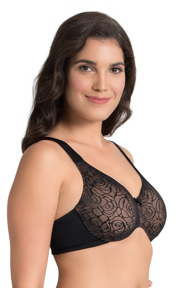 Perfect Profile Minimizer Bra  - amanté Bra