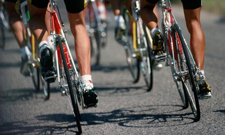 Does shaving your legs make you a cyclist?