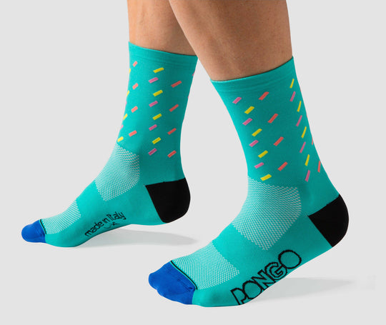 Celeste Cycling Summer Socks
