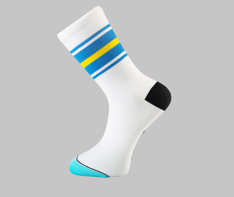 Band - Cycling Socks - Blue