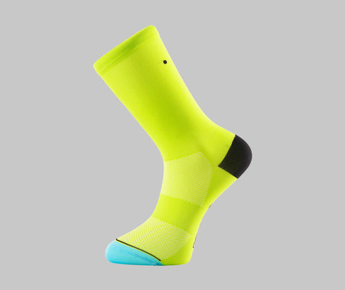 pistachio green cycling socks