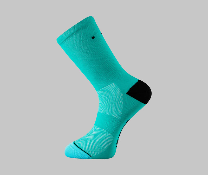 Celeste Cycling Socks