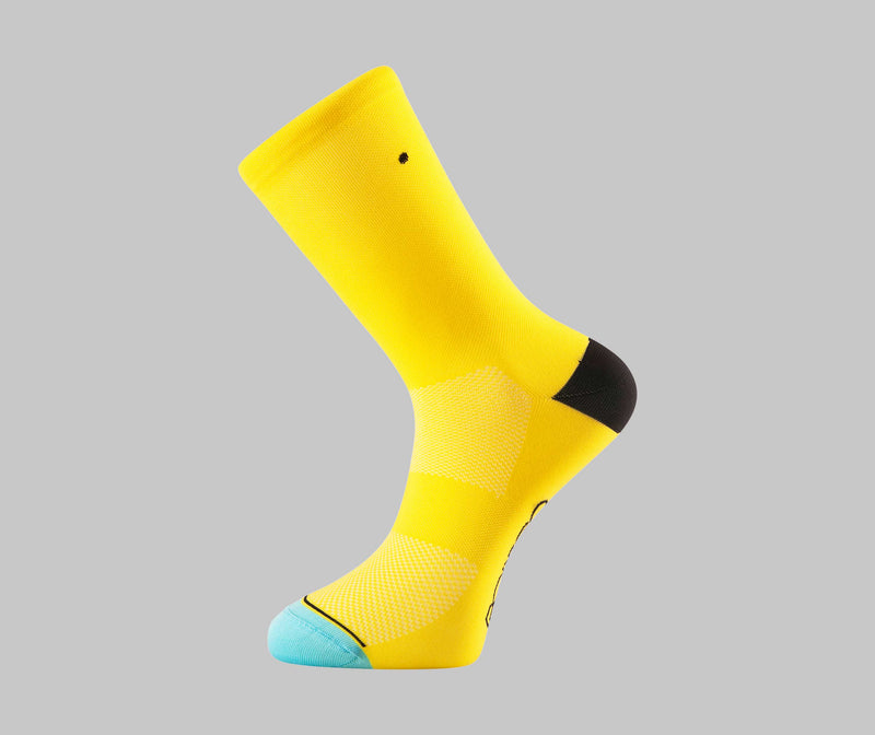 yellow cycling socks pdf