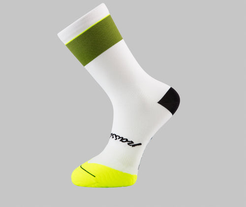 Cosi - Olive Cycling socks