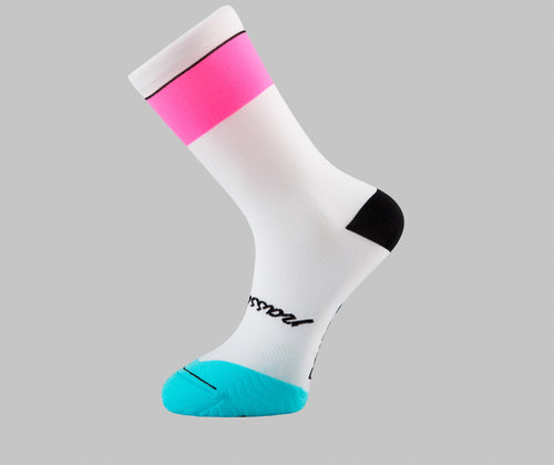 Cosi - Pink Cycling socks
