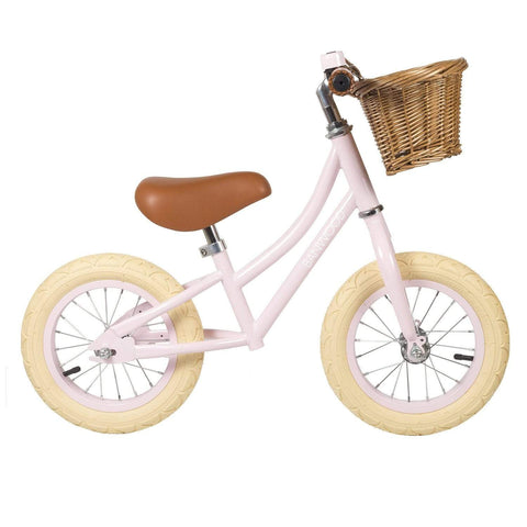 Banwood Balance Bike Banwood First Go - pink