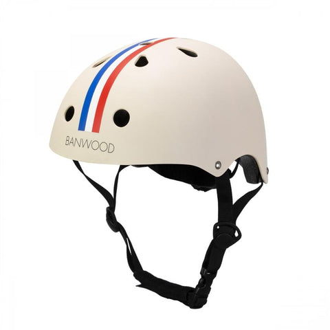 Banwood Helm stripes