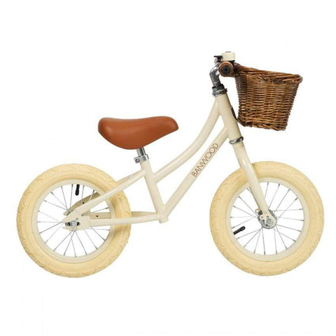 Banwood Balance Bike Banwood First Go - creme